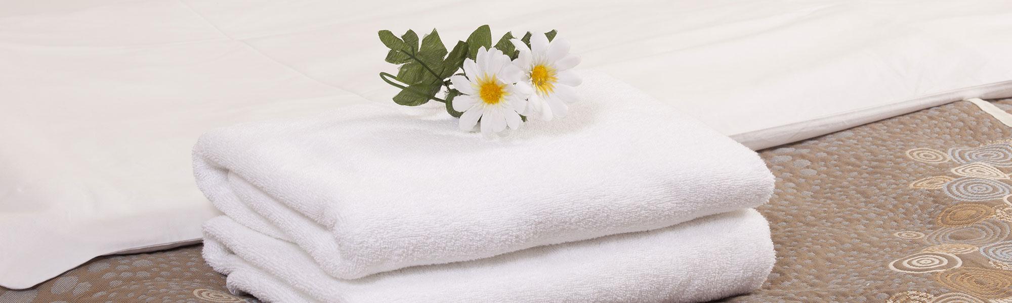 Tekstylia dla hoteli