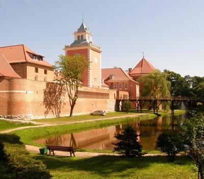 """Zaopatrzyliśmy Hotel """"Zamek Krasicki"""